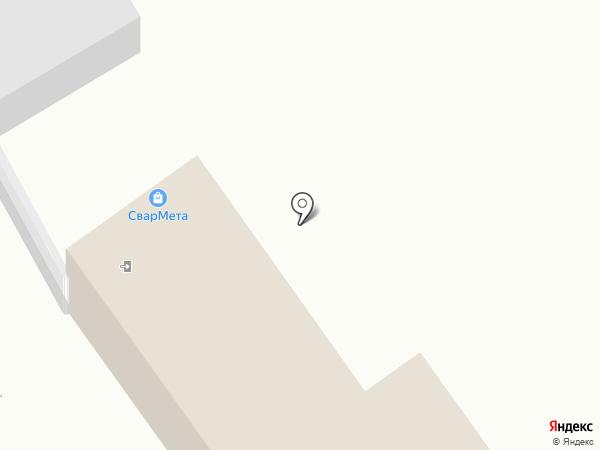 KrovlMarket на карте Реутова