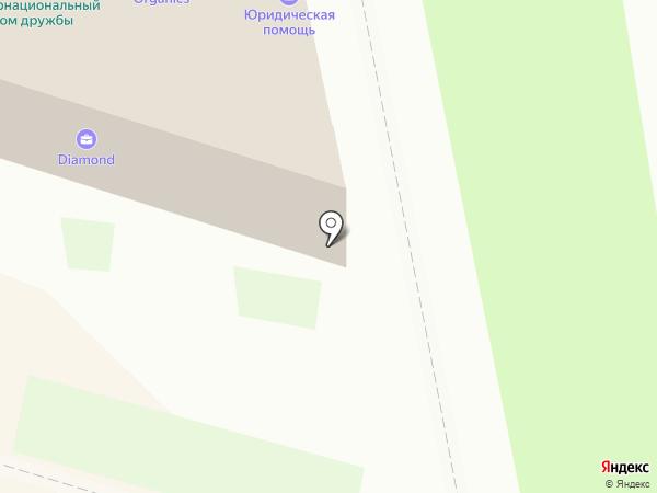 Diamond на карте Пушкино