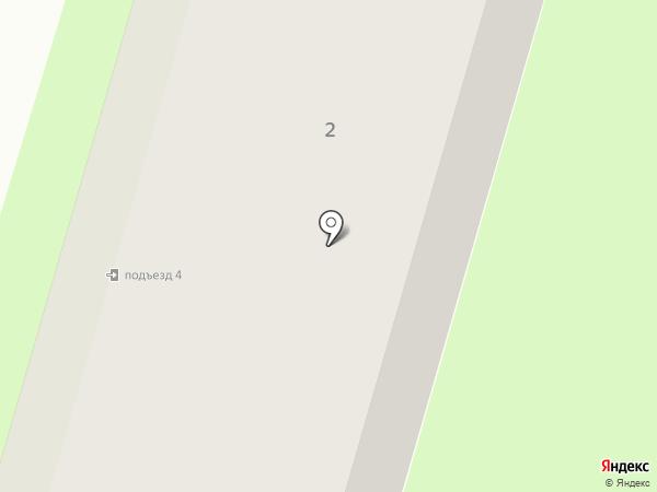 Ювента на карте Пушкино