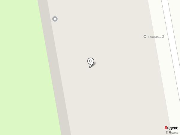 Участковый пункт полиции на карте Пушкино