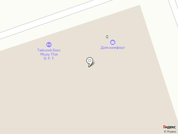 РосСмаз на карте Реутова