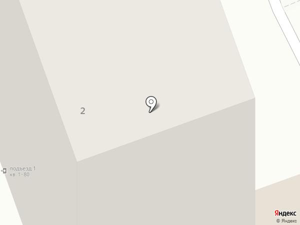 Тетрис на карте Реутова