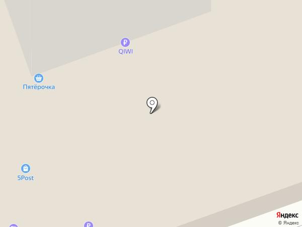 Экоморье на карте Реутова