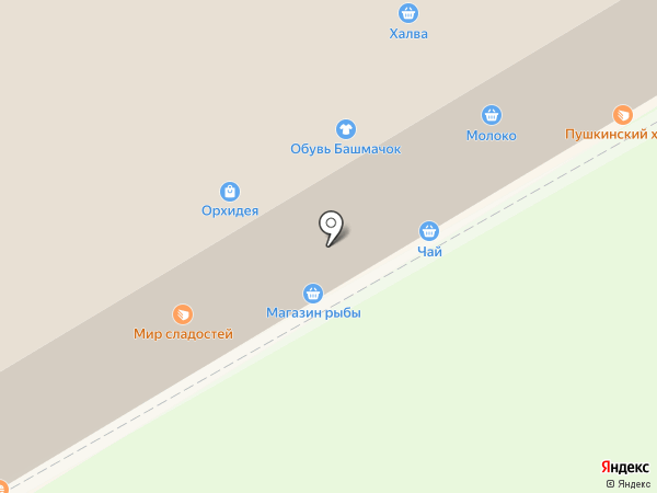 У Палыча на карте Дзержинского