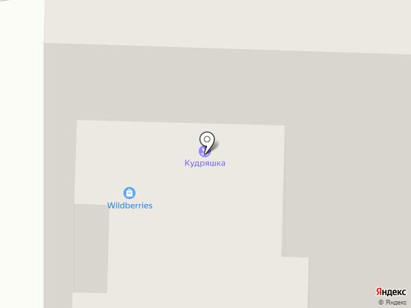 Продовольственный магазин на карте Тарасовки
