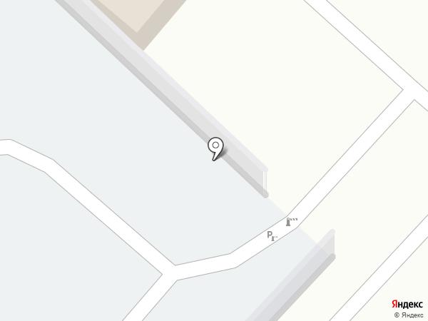 Эгас на карте Реутова