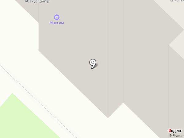 Олс-элит на карте Реутова