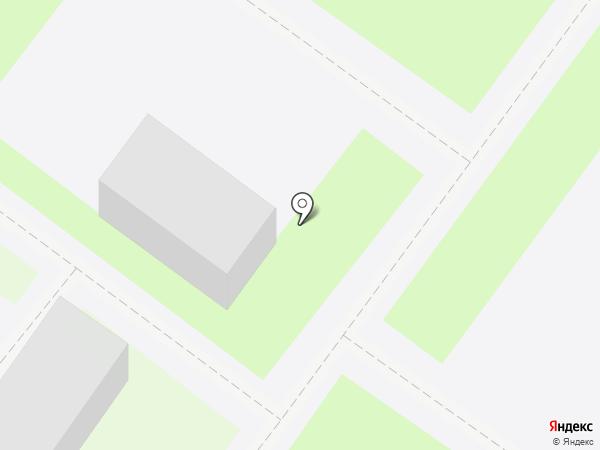 Измайловский лес на карте Балашихи