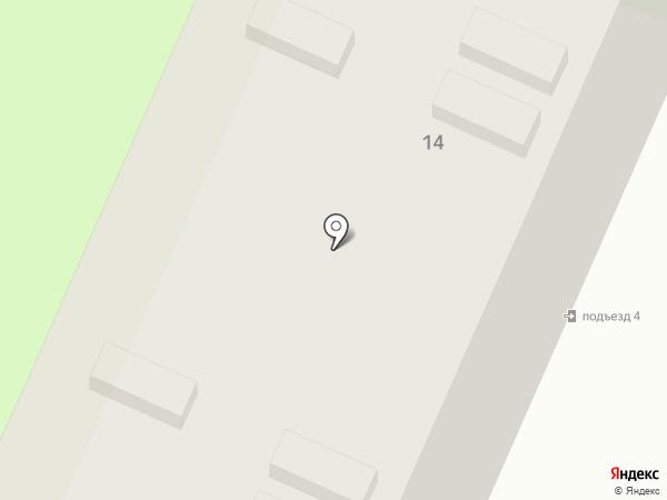 Абсолют Капитал на карте Пушкино
