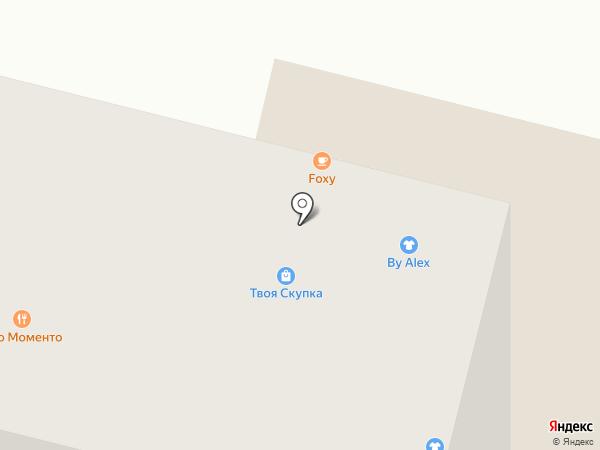 Латераль на карте Королёва