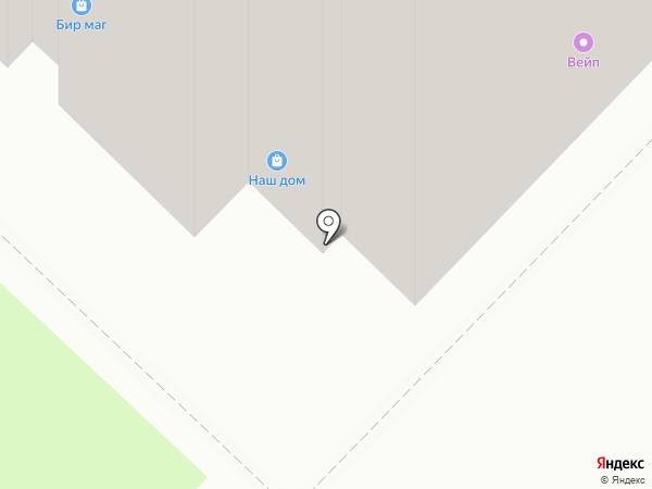 Сервисный центр на карте Реутова