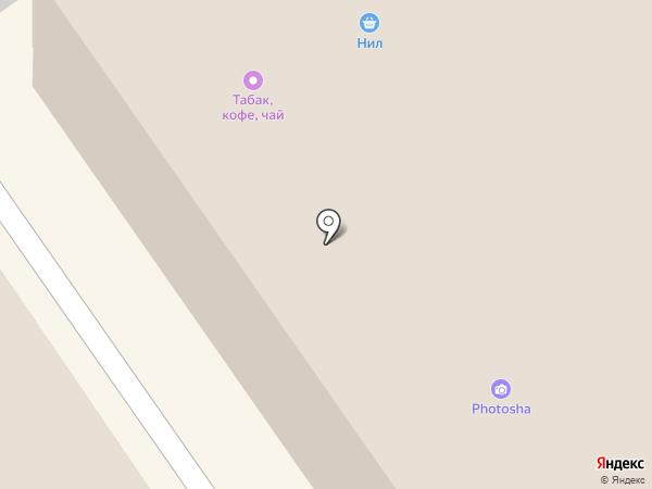 Крестьянка на карте Дзержинского
