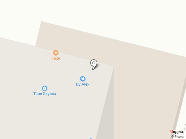 Амелия на карте Королёва
