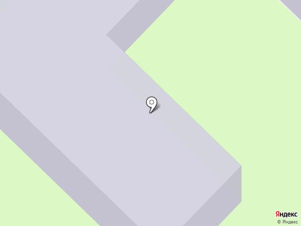 Детский сад №14, Чебурашка на карте Реутова