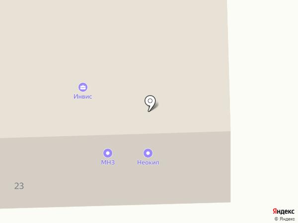 ПолиРоуд на карте Юбилейного