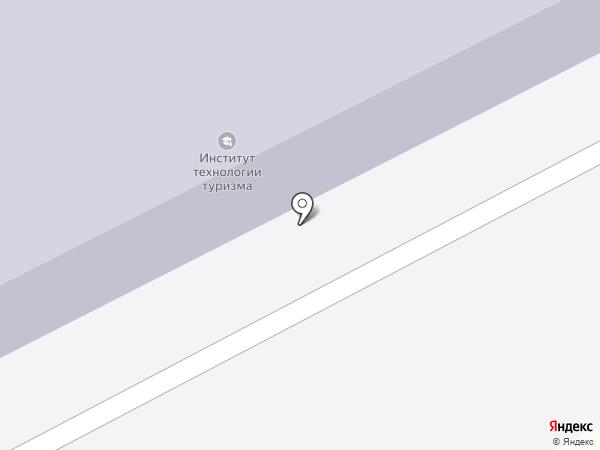 ИТТ на карте Пушкино