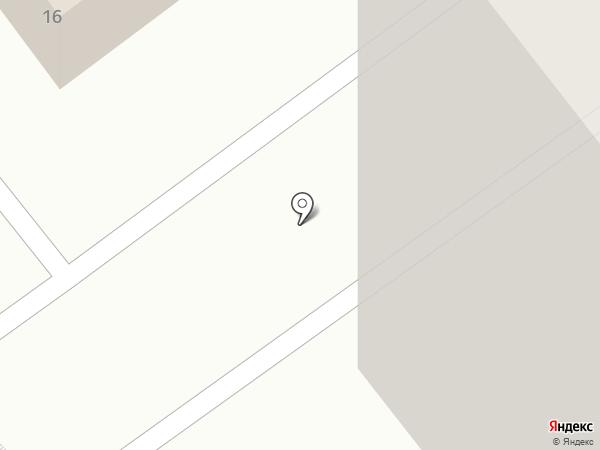 Аванта на карте Дзержинского