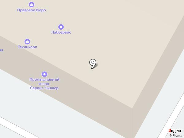 Принт Студия на карте Пушкино