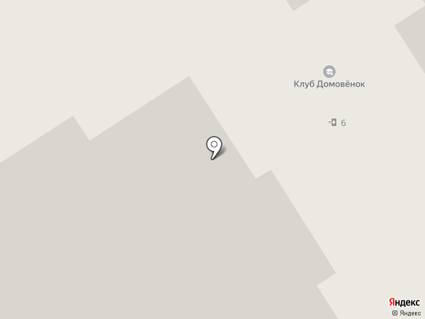 Домовёнок на карте Королёва