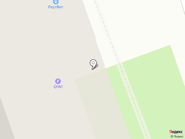 Мультипроцессинг КИТ на карте Реутова