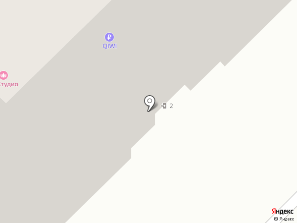 Техкомсервис на карте Пушкино