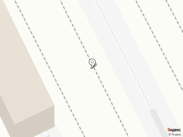 Белые Столбы на карте Домодедово