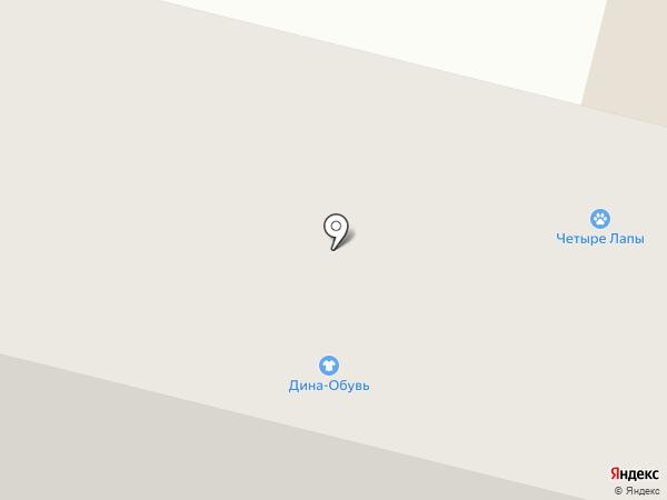 МИРА на карте Королёва