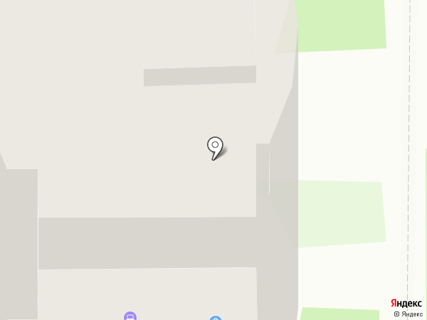 Сударыня на карте Правдинского
