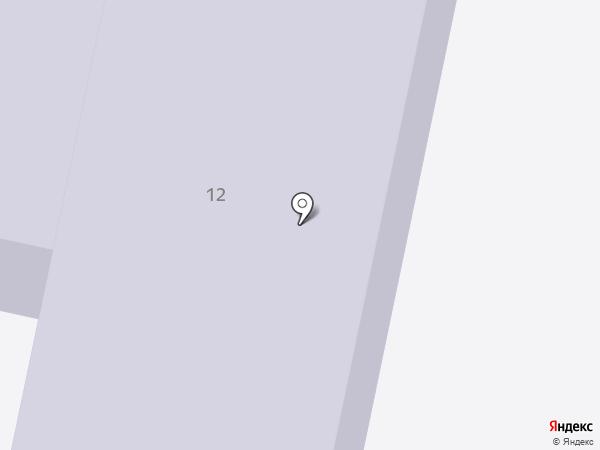 Средняя общеобразовательная школа №1 на карте Реутова