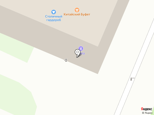 Секреты Виктории на карте Пушкино