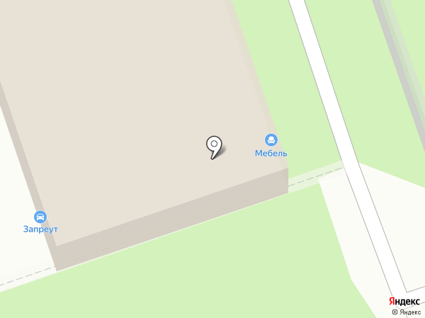Компания по производству мебели на карте Реутова
