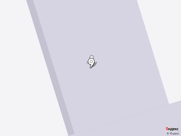 Средняя общеобразовательная школа №4 на карте Реутова
