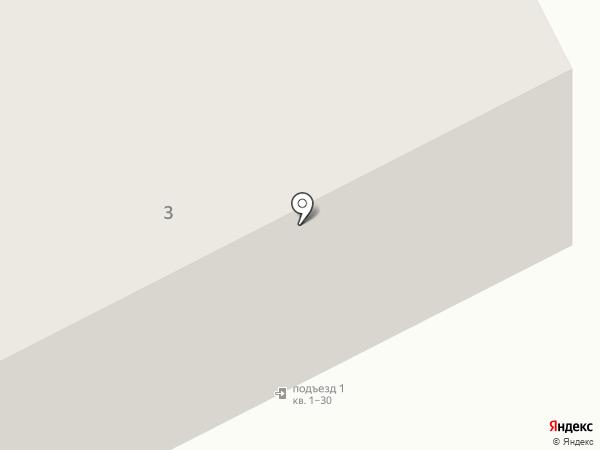 Элекснет на карте Домодедово