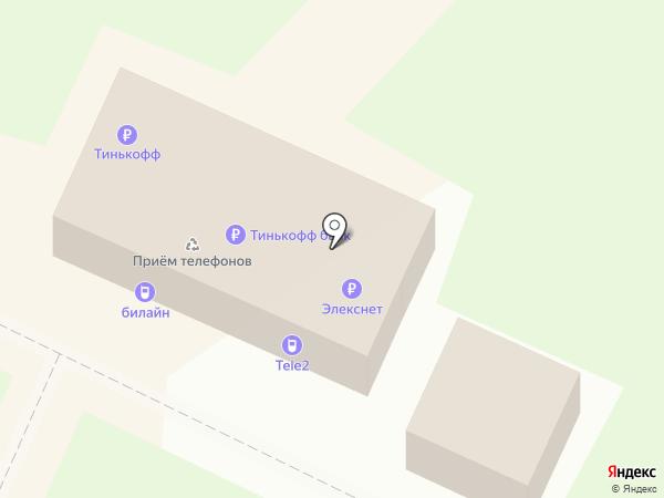 Tele2 на карте Дзержинского