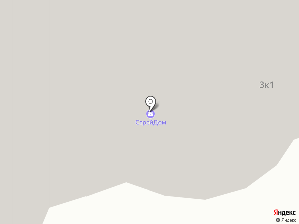 Ю-Классик на карте Пушкино