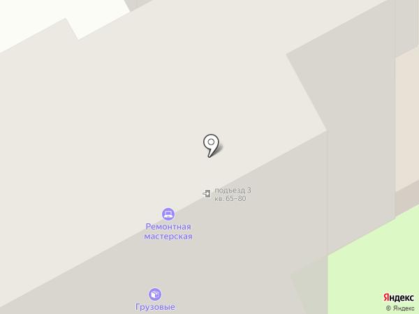 Хорошее Настроение на карте Москвы