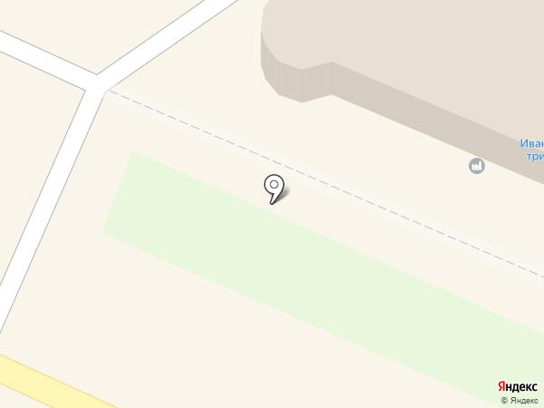 Элика на карте Пушкино