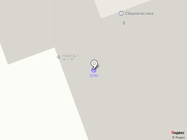 Элина на карте Реутова