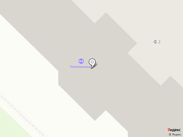 Почтовое отделение №143968 на карте Реутова