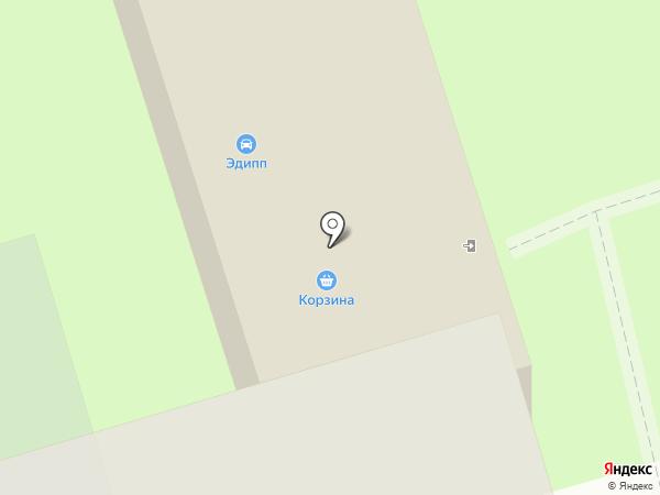 Магазин разливного пива на карте Реутова