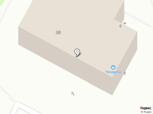 Пипони на карте Реутова