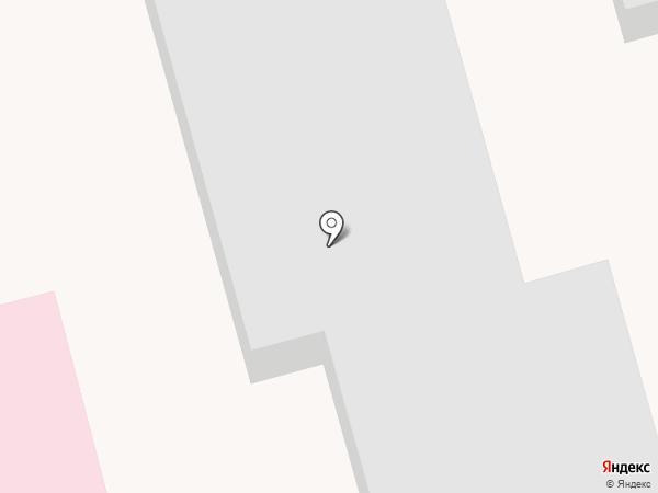 Дорожная больница ст. Ясиноватая на карте Ясиноватой