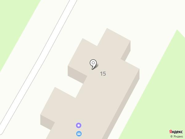 Магазин автоприцепов на карте Старого Оскола