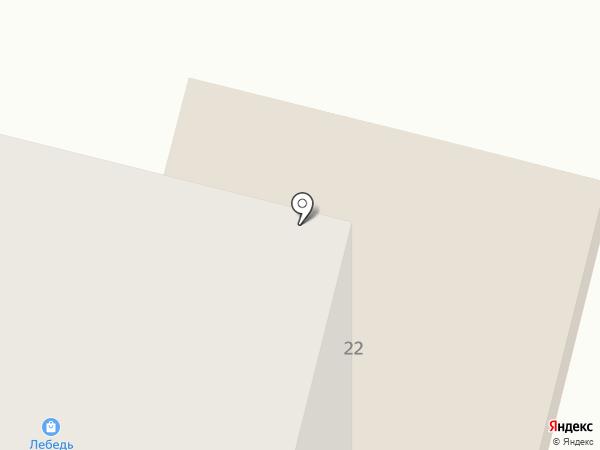 Продуктовый магазин на карте Королёва