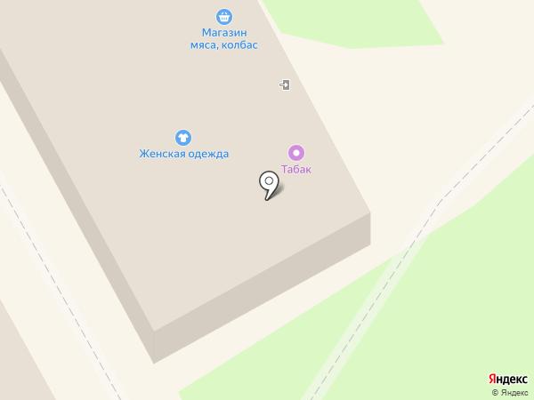 Магазин кондитерских изделий на карте Пушкино