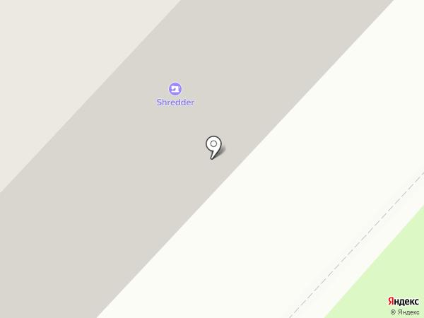 Витязь-Реутов на карте Реутова