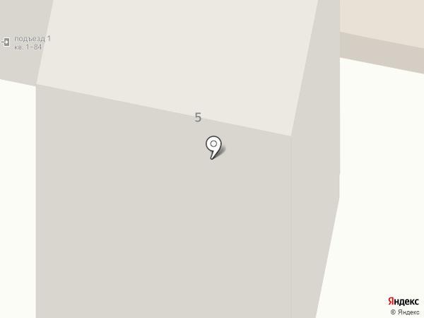 Норма на карте Реутова