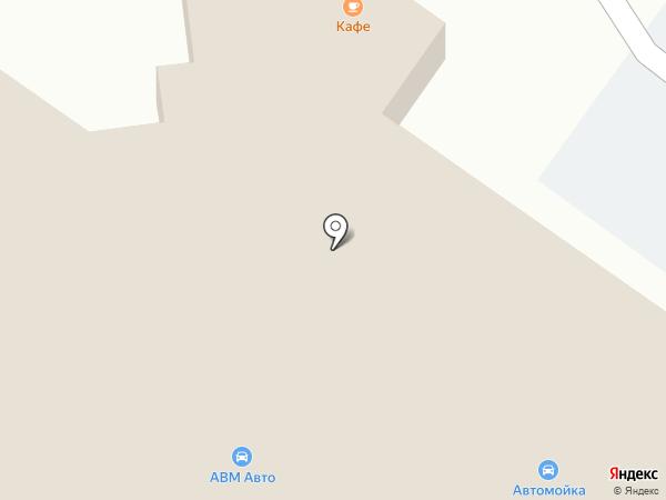 Аланта Авто на карте Старого Оскола