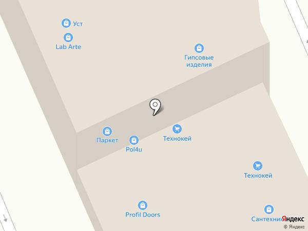 АкваИнтерьер на карте Реутова