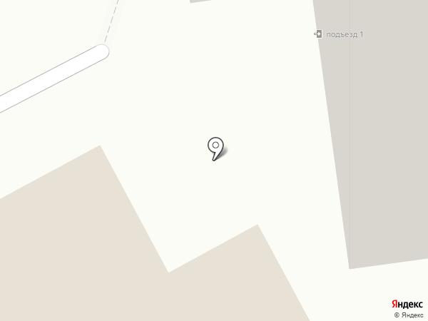 Школа танцев на карте Дзержинского